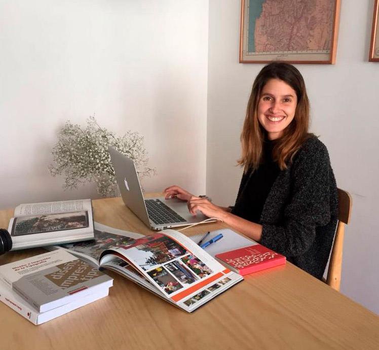 Josefina Muñoz Directora editorial