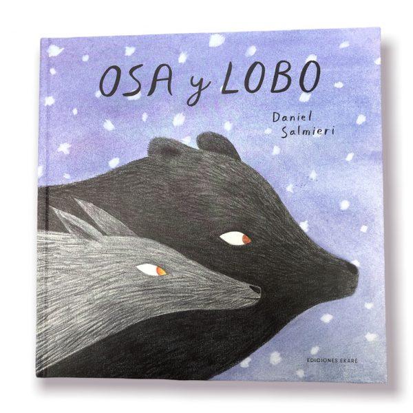 Libro Osa y lobo
