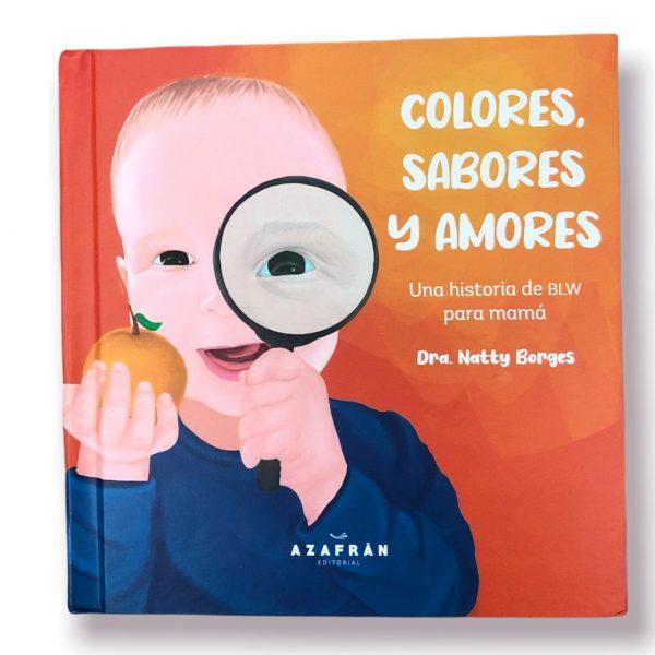 Libro colores, sabores y amores